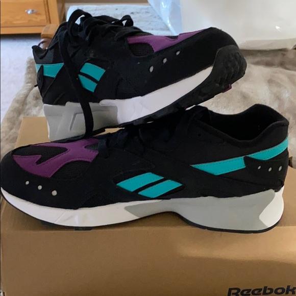 Reebok Shoes | Aztec Sneakers | Poshmark